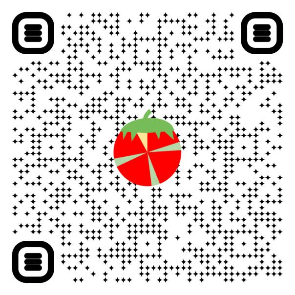 PomodoroFullScreenQR